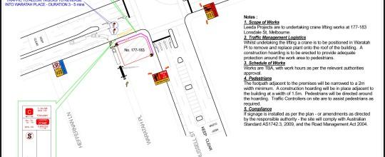 trafficplan